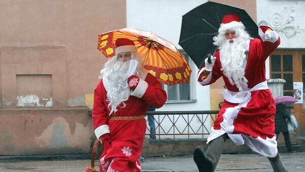 VII фестиваль «Олонецкие игры Дедов Морозов» - Sputnik Абхазия