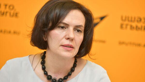 Ельвира Арсалиаԥҳа - Sputnik Аҧсны