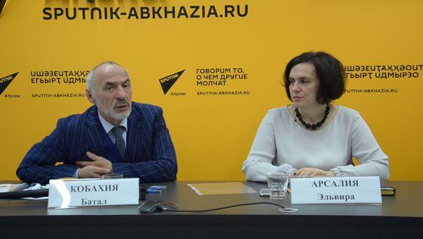 Отчитались: как прошла итоговая пресс-конференция Министерства культуры Абхазии - Sputnik Абхазия