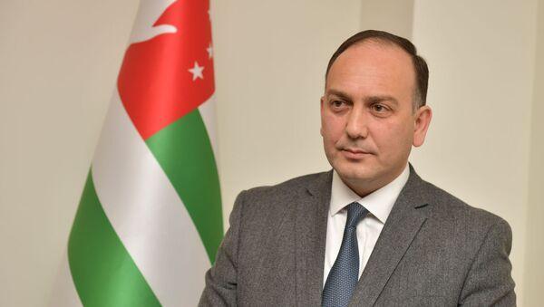Даур Кове - Sputnik Абхазия