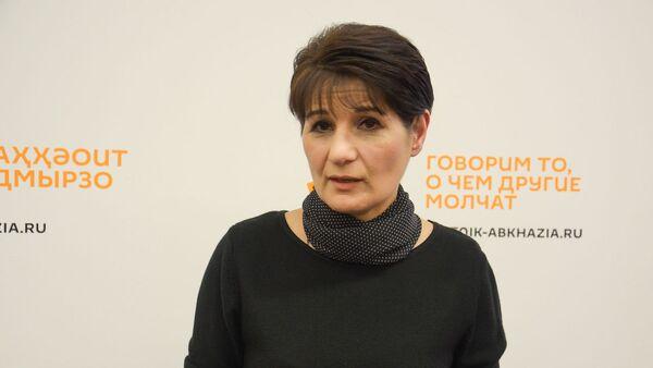 Рита Пация - Sputnik Абхазия