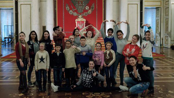 Участники проекта «Ты супер! Танцы» провели несколько дней в Петербурге - Sputnik Абхазия