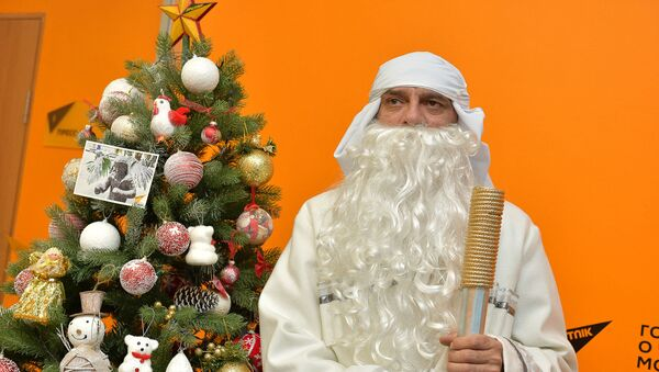 Дед Мороз - Sputnik Аҧсны