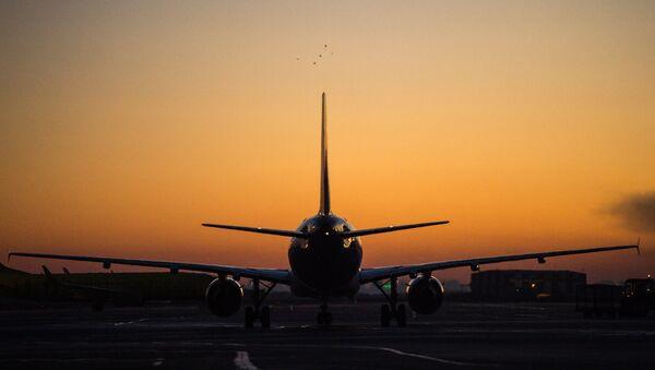 Самолеты в международном аэропорту Омск-Центральный - Sputnik Абхазия