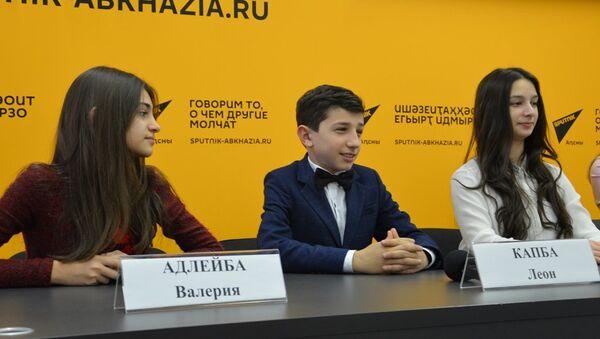 Пресс-конференция участников Ты Супер! Танцы - Sputnik Абхазия