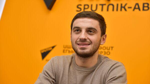 Лаша Когония - Sputnik Аҧсны