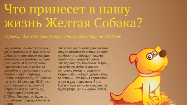 Китайский гороскоп на 2018 год для всех знаков зодиака - Sputnik Абхазия