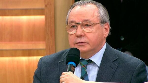 Алексей Подберезкин - Sputnik Абхазия