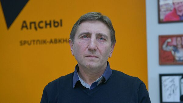 Камо Мелкумов - Sputnik Абхазия