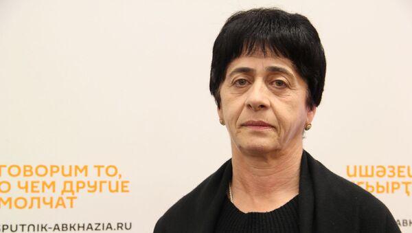 Сусана Кварчия - Sputnik Аҧсны
