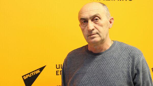 Мурман Соломко - Sputnik Абхазия