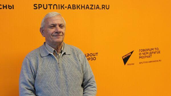 Заур Кишмария  - Sputnik Аҧсны