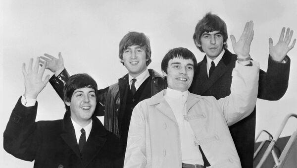 The Beatles - Sputnik Абхазия