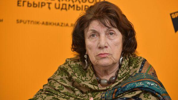 Пресс-конференция молодежного театра - Sputnik Абхазия