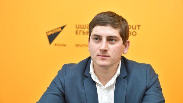 Адамур Гунба - Sputnik Аҧсны