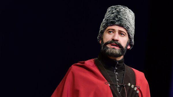 Премьера спектакля молодежного театра Келешбей - Sputnik Абхазия