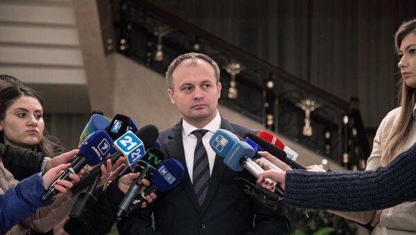 Андриан Канду - Sputnik Абхазия