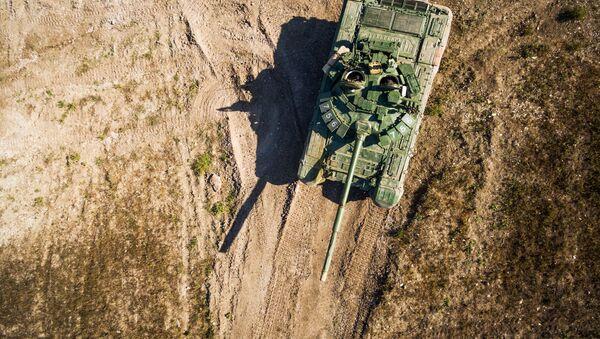 Тактико-специальные учения Новороссийского гарнизона Южного военного округа - Sputnik Абхазия