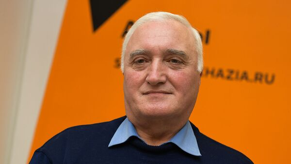 Сурам Сакания - Sputnik Аҧсны