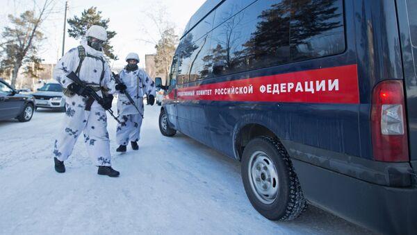Нападение на школу в Улан-Удэ - Sputnik Аҧсны