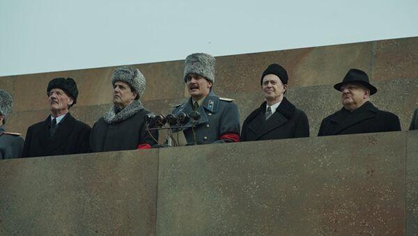 Кадр из фильма Смерть Сталина - Sputnik Абхазия