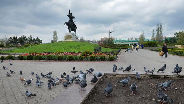 Tiraspol, the capital of Transdniestr - Sputnik Абхазия
