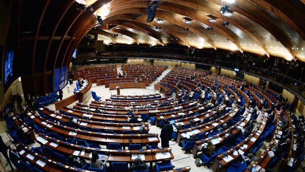 Пленарное заседание зимней сессии Парламентской ассамблеи Совета Европы - Sputnik Абхазия