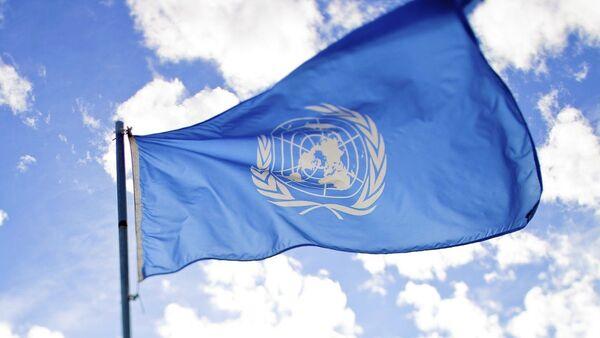 Флаг ООН - Sputnik Абхазия