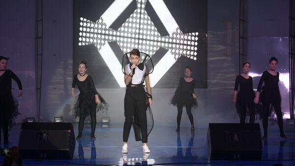 Две звезды: Лера Адлейба и Милена Тачулия выступили на одной сцене - Sputnik Абхазия