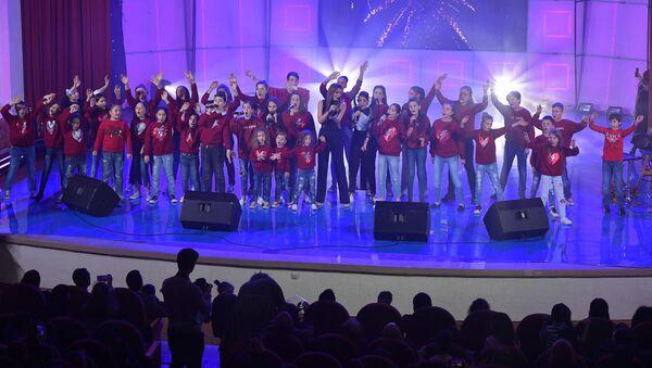 Концерт вокалистов студии Некст прошел в Сухуме - Sputnik Аҧсны