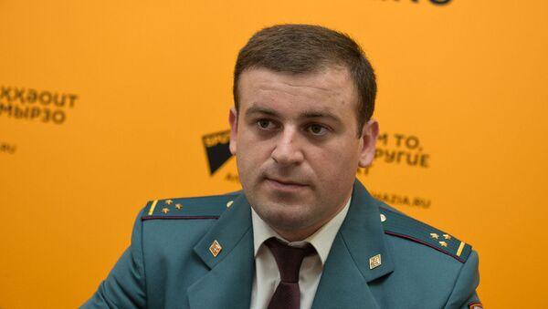 Гьаргь Габуниа - Sputnik Аҧсны