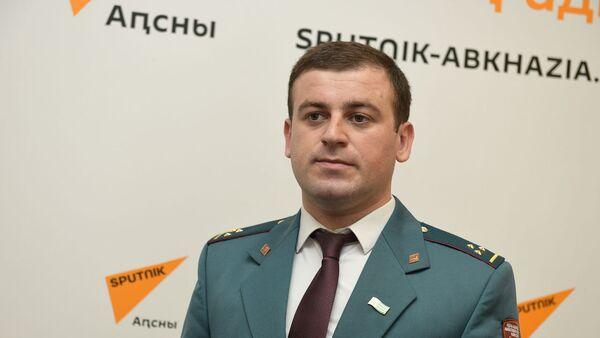 Георгий Габуния - Sputnik Аҧсны