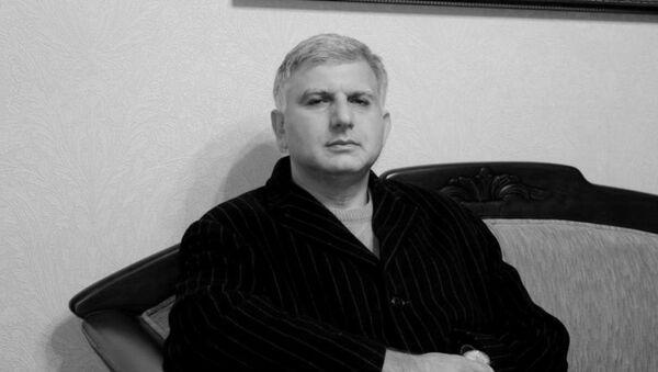 Алексей Ломия  - Sputnik Абхазия