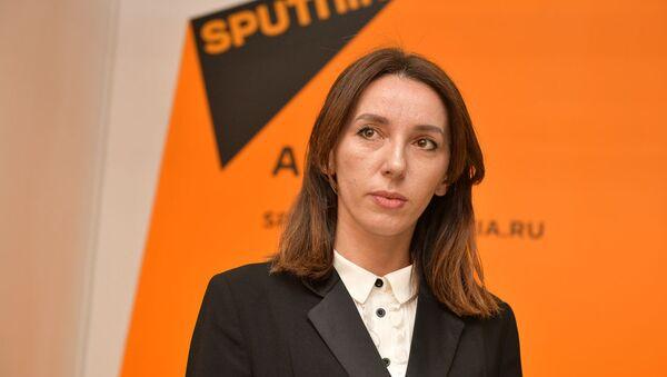 Эсма Квициния - Sputnik Аҧсны