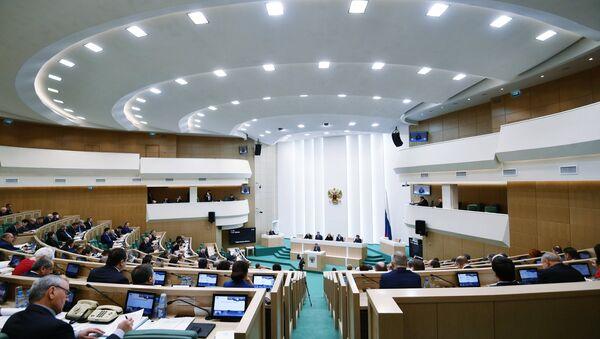Заседание Совета Федерации РФ - Sputnik Аҧсны