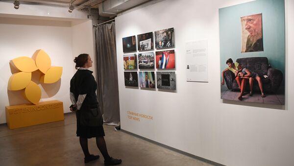 Международный конкурс фотожурналистики имени Андрея СтенинаСтенин - Sputnik Абхазия