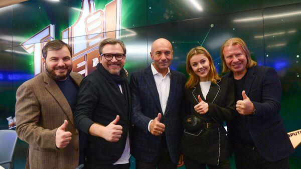 Пресс-конференция по старту второго сезона проекта Ты супер! - Sputnik Аҧсны