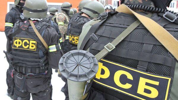 Антитеррористические учения спецназа УФСБ и УМВД России - Sputnik Абхазия