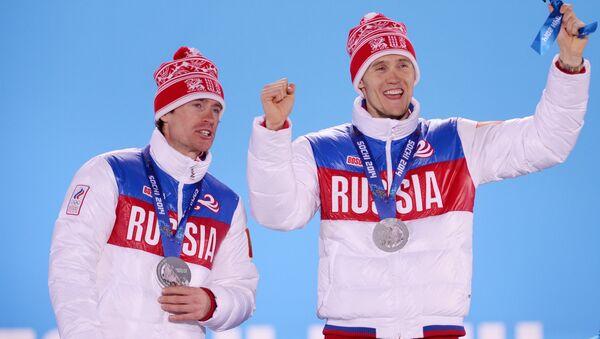 Олимпиада 2014. Церемония награждения. Тринадцатый день - Sputnik Аҧсны