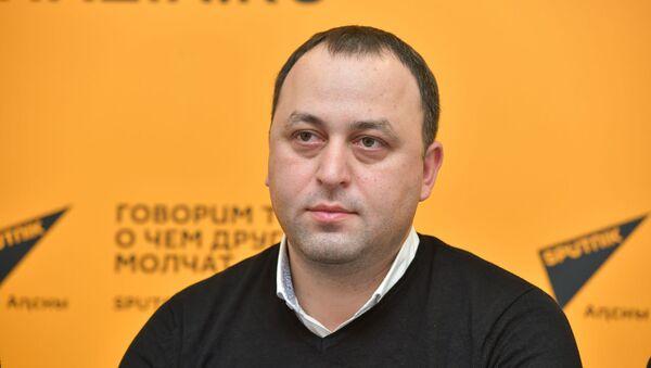 Теймураз Квеквескири - Sputnik Абхазия
