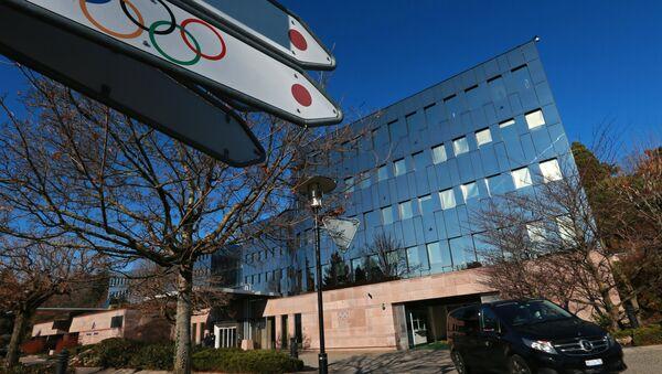 Российским спортсменам разрешили участвовать в ОИ-2018 под нейтральным флагом - Sputnik Абхазия