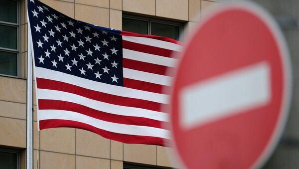 Флаг Соединенных Штатов Америки - Sputnik Абхазия