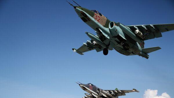 Российская боевая авиация на авиабазе Хмеймим в Сирии - Sputnik Аҧсны