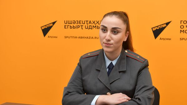 Расида Лухба - Sputnik Аҧсны