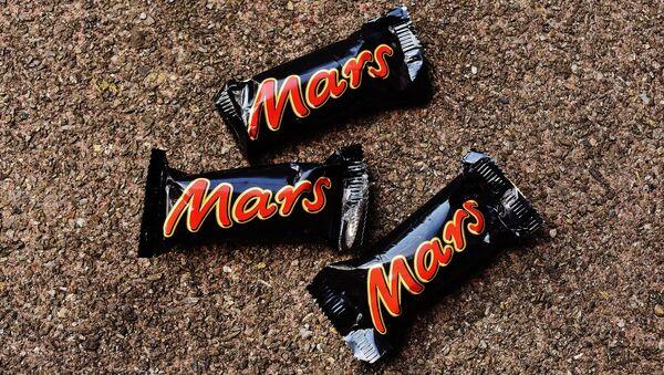 Батончик Mars - Sputnik Аҧсны