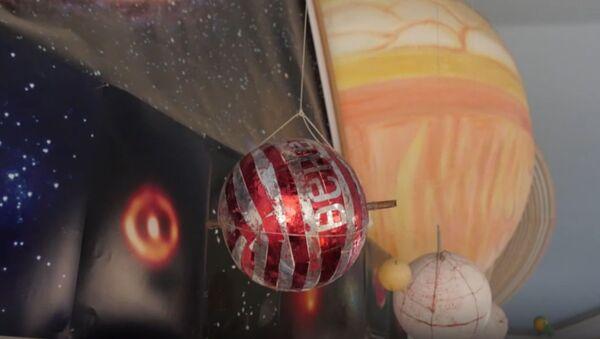 Пенсионер построил дома собственный планетарий - Sputnik Абхазия