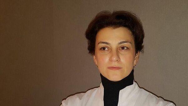 Марина Гегия  - Sputnik Абхазия