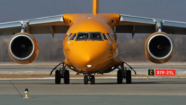 Работа международного аэропорта Владивосток - Sputnik Абхазия