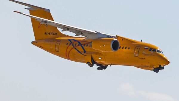 Крушение пассажирского самолета в Московской области - Sputnik Абхазия