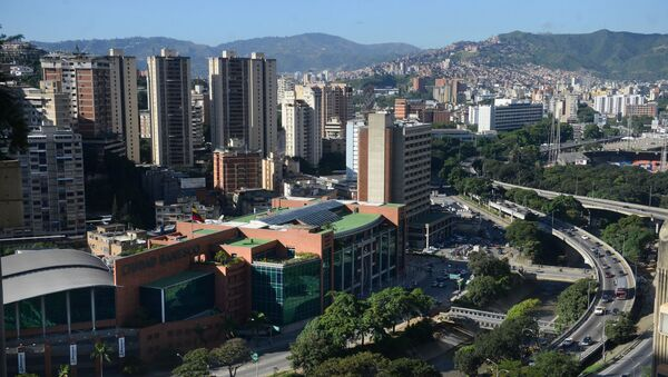 Столица Венесуэлы город Каракас - Sputnik Абхазия